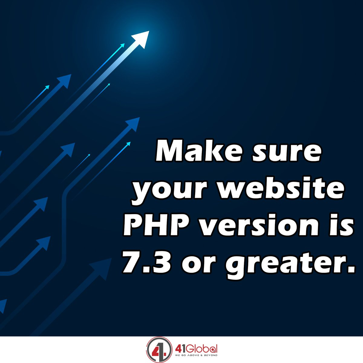 64% of websites are currently using #PHP versions that are no longer supported as of December 2019.  This is not only bad from a security perspective,but also because there is still a large portion of sites that aren't taking advantage  performance enhancements #joomla #wordpress https://t.co/MWCESDPbPk
