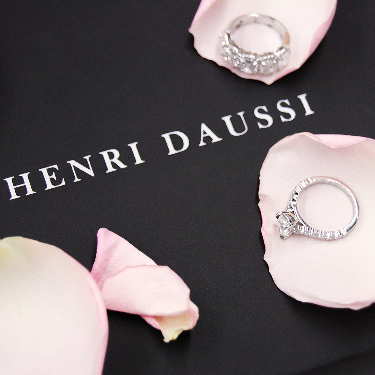 Exactly one month until Valentine's Day ♥  Hoping to give a unique Henri Daussi piece to your special someone? This week may be your last chance to get it in time for the holiday!   Visit your local Henri Daussi retailer ASAP.  #ValentinesDay #GiftIdeas #HenriDaussi #Rings https://t.co/j3PqFCF0It