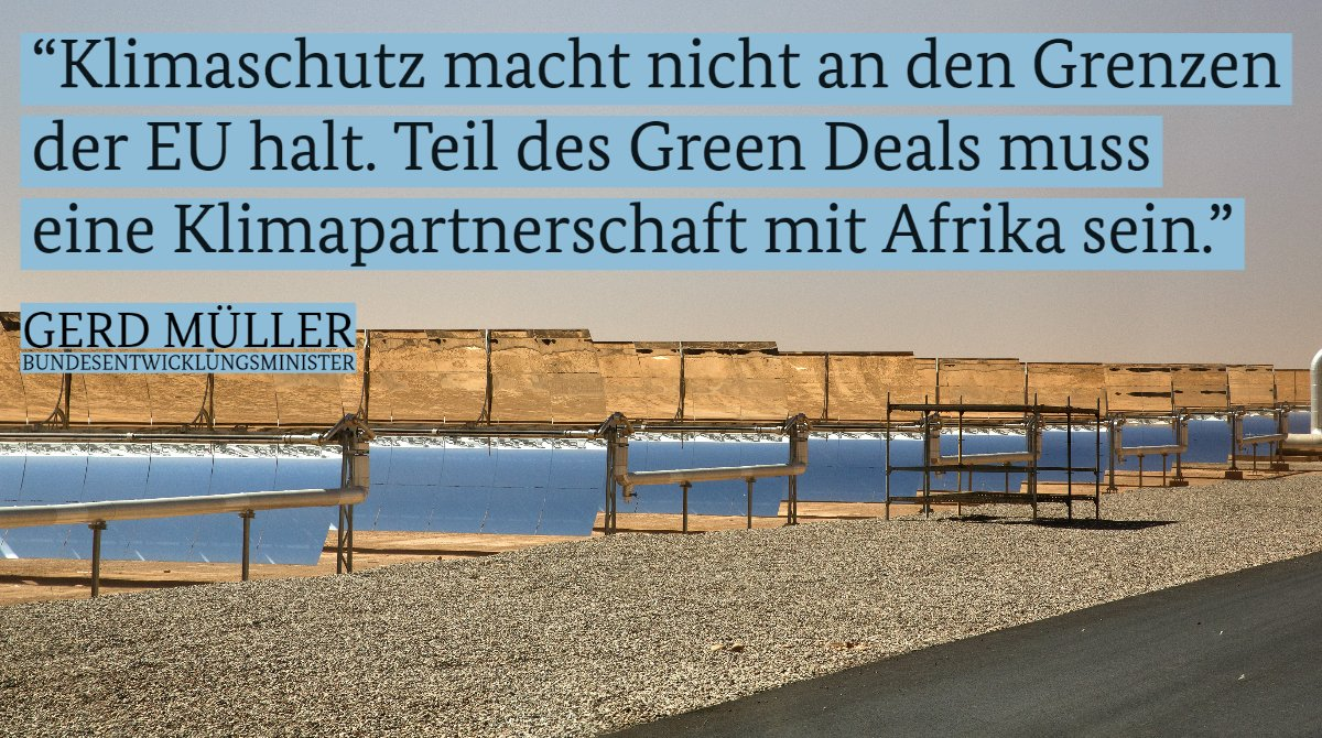 #Greendeal