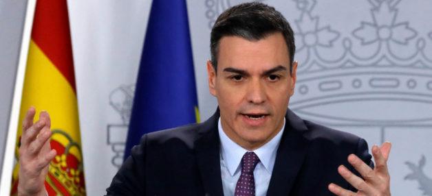 Presidente de España anuncia las primeras medidas de su gestión http://ow.ly/Axnl30q9pf1