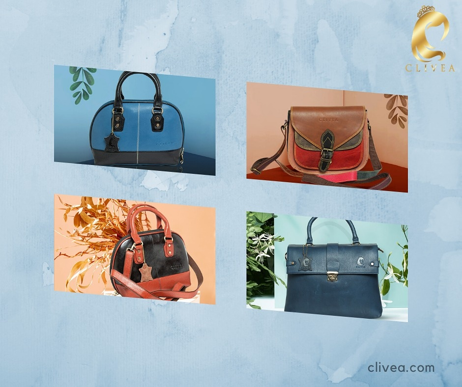 LAUNCHING CLIVEA'S BRAND NEW PRODUCT - Leather Bags! Choose from a wide variety of hand bags and sling bags made of pure leather.  Visit: http://clivea.com #bag #handbags #officebag #slingbag #womanbags #cliveastore #cliveapic.twitter.com/bmTsNt1Yky
