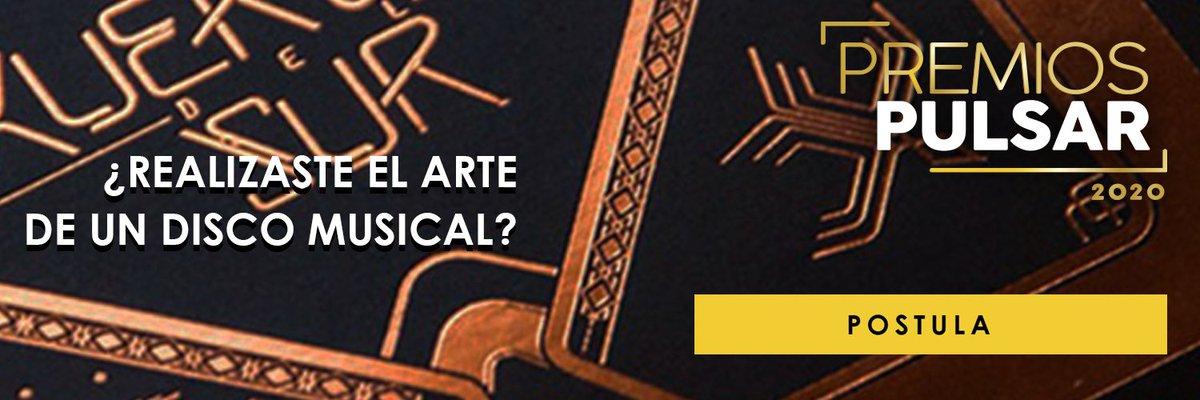 test Twitter Media - 📢 Si publicaste un trabajo musical entre el 1 de diciembre de 2018 y el 30 de noviembre de 2019, te invitamos a postular en Mejor Arte de un disco ⭐️ ✔️ Este #PremioPulsar2020 reconoce el arte de un fonograma editado en forma física. ▶️ +INFO EN https://t.co/YVP7isjrpP https://t.co/WSr2G1xFX6