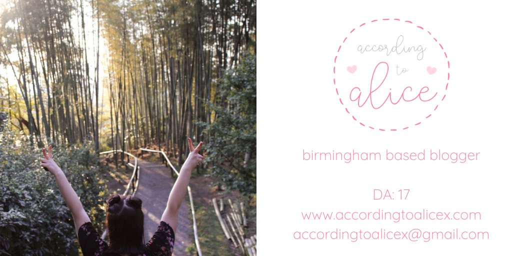 I'm travelling to Japan later this year. If you're a brand with any collaboration opportunities suitable for a blogger surrounding travelling or Japan, I would love to work with you to create some great content! #prrequest   http://www. accordingtoalicex.com     accordingtoalicex@gmail.com<br>http://pic.twitter.com/zoTXHQTiWk