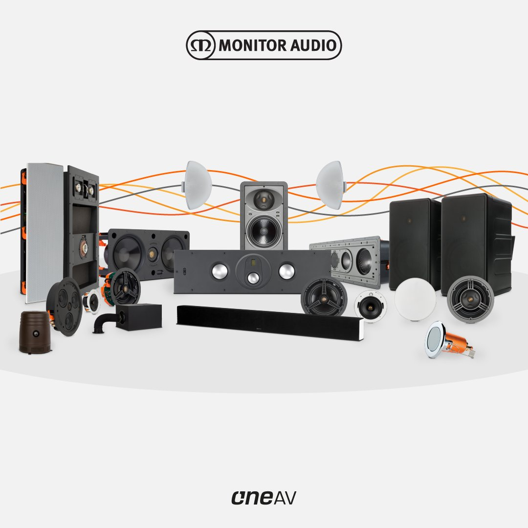 Another partnership agreement announced for OneAV, this time with Monitor Audio http://bit.ly/2FMqznG  @OneAVLtd @MonitorAudio #AVdistributor #UKdistributor #audio #homeaudio #integrator #custominstall #CI #integration #architecturalspeaker #multiroomaudio #residentialAVpic.twitter.com/rnVvjbhcsA