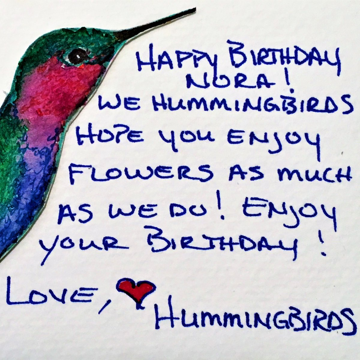#every20minutes I feel grateful for being a grandmother to two wonderful granddaughters because then I get to make birthday cards for them to show them how special they are to me. <br>http://pic.twitter.com/1ox6qWFIfj