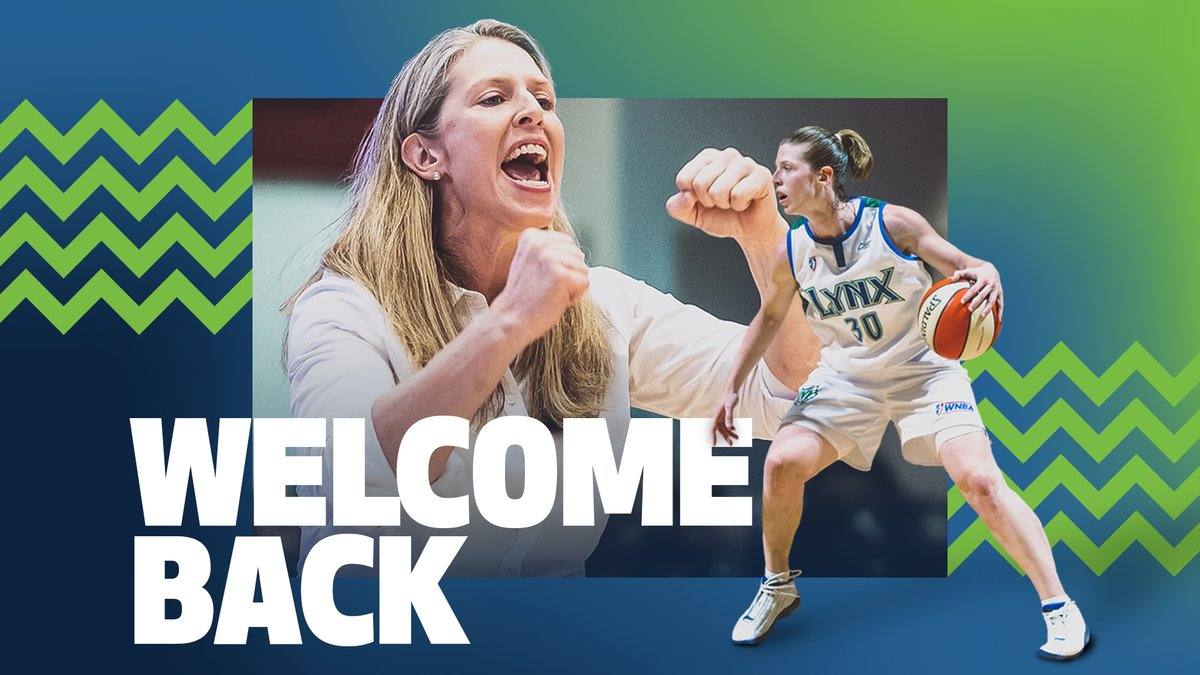 Katie Smith is returning to Minnesota as an Assistant Coach! » on.nba.com/36TwF1z