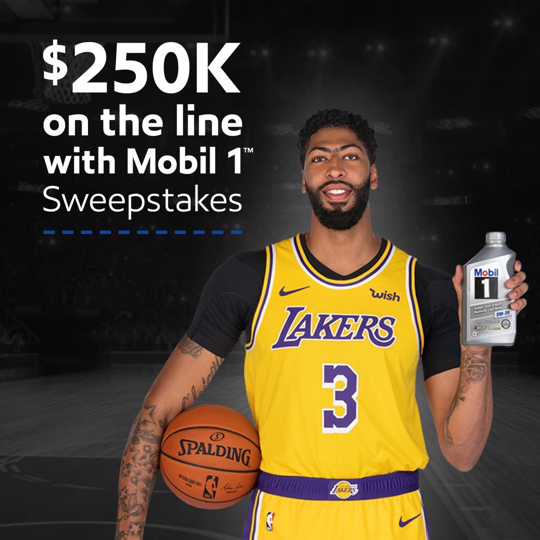 It all comes down to this. Last chance to enter the $250K on the line with @Mobil1 sweepstakes. Enter 👉 https://t.co/0KxFHJ7J0A #ad https://t.co/Qt3RQQ3ffY