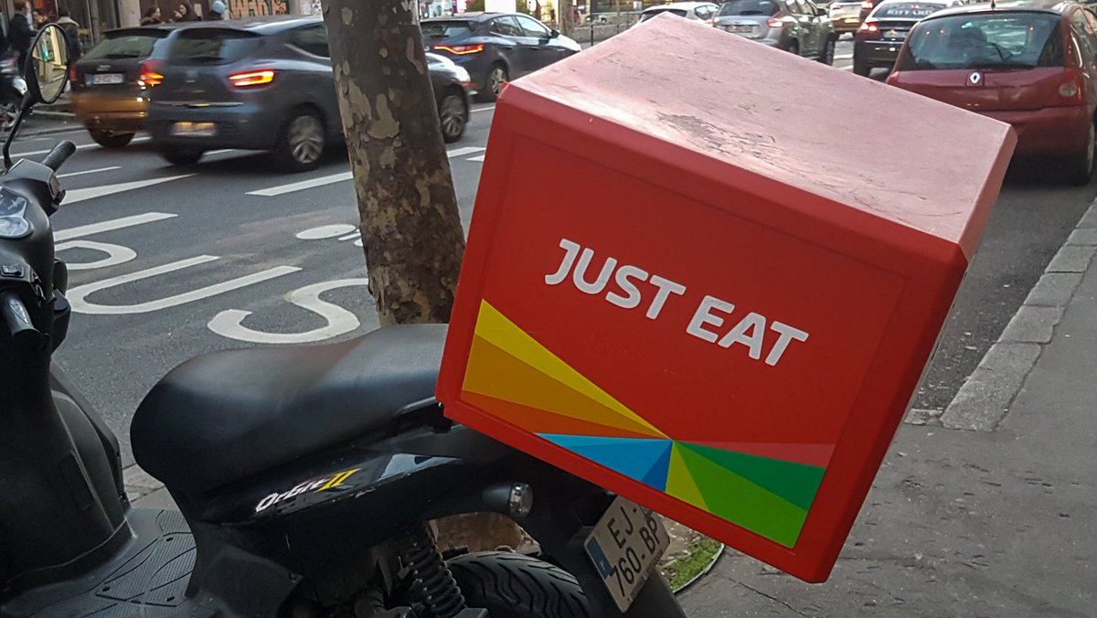 Justeat Hashtag On Twitter