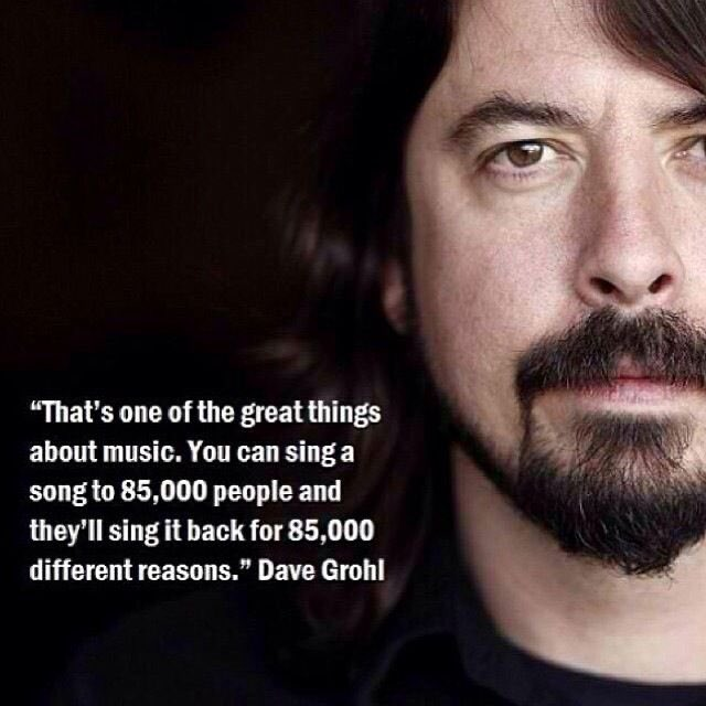 Happy birthday to the one and only, DAVE GROHL!
