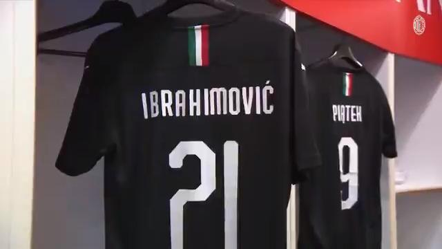 📽️ Zlatan Cam 🔛Let's relive @Ibra_official's second Rossonero debut 👏🏻#IZBACK: il nuovo inizio di Ibra 🔴⚫️#SempreMilan