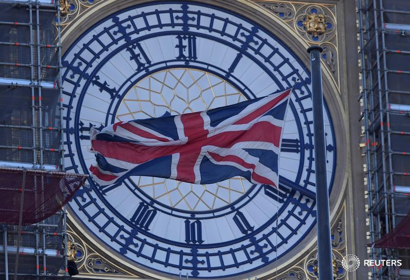 UK Prime Minister Boris Johnson proposed a crowdfunding campaign to allow Big Ben bell in parliament's famous clock tower to ring out for #Brexit. https://reut.rs/2uFCX6z
