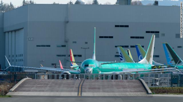 Boeing reported more cancellations than new business in 2019, and its order book for the troubled 737 Max shrank by 183 jets https://cnn.it/2RgeBYN