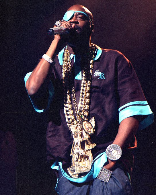 Wishing the OG Storyteller Slick Rick a Happy 55th Birthday! Johnny Nunez/WireImage
