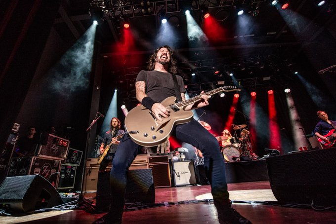 Happy birthday Dave Grohl!  You\re the ! // : Jenn D Photography