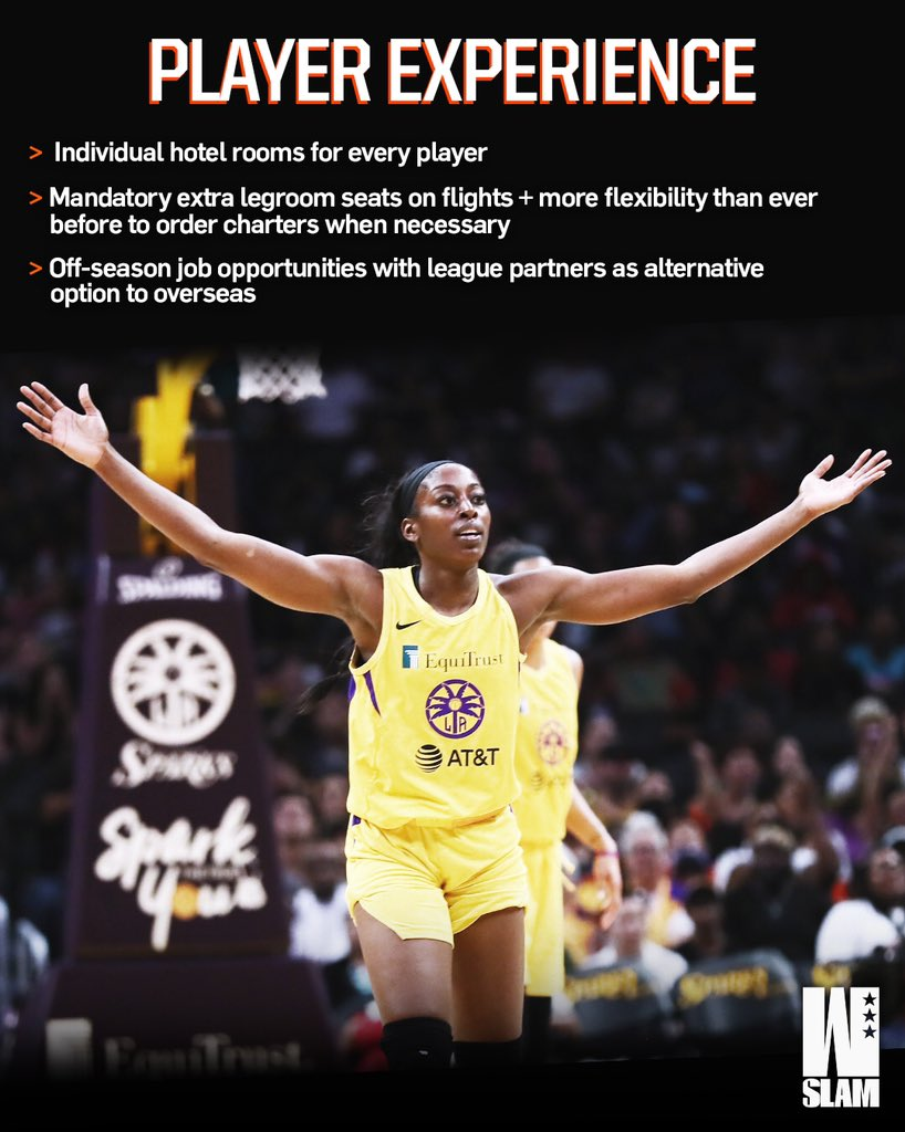 Major moves in many areas in the new CBA 🙏🏽 (via @Chiney321)