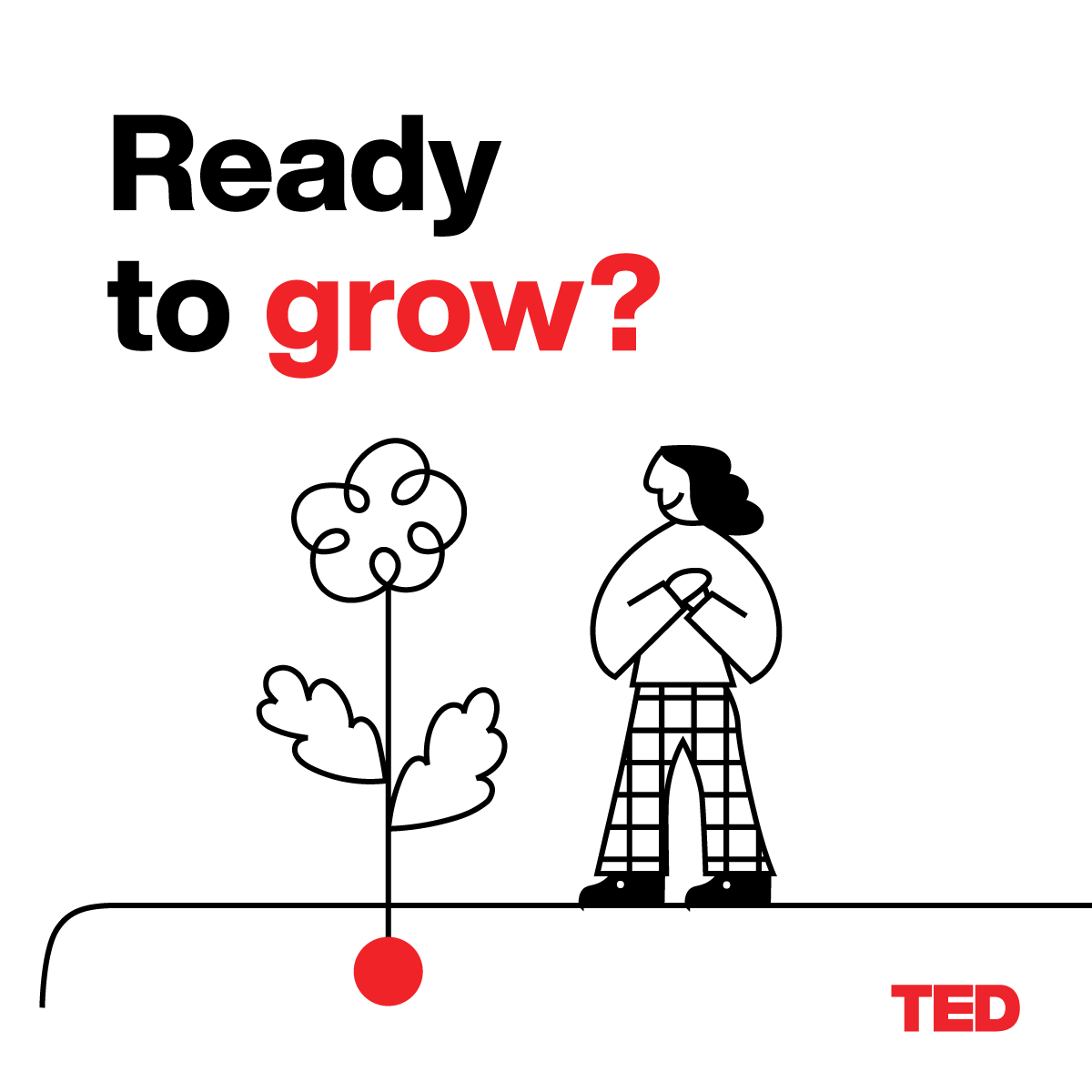 Whether you want to be a better leader or a better friend, get practical tips on self-growth sent to your inbox every week. t.ted.com/3I1ouRH