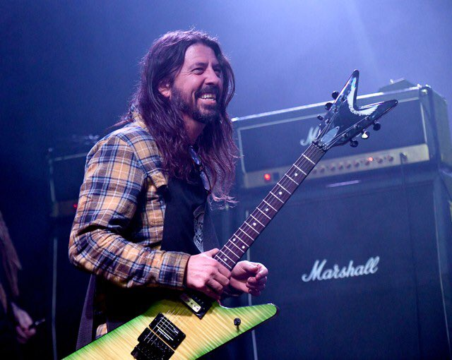 Happy Birthday to one of my very favorite people on earth, Dave Grohl!!!