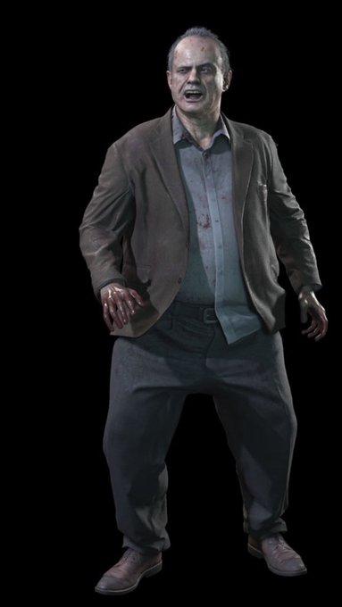 #ResidentEvil3Remake Photo