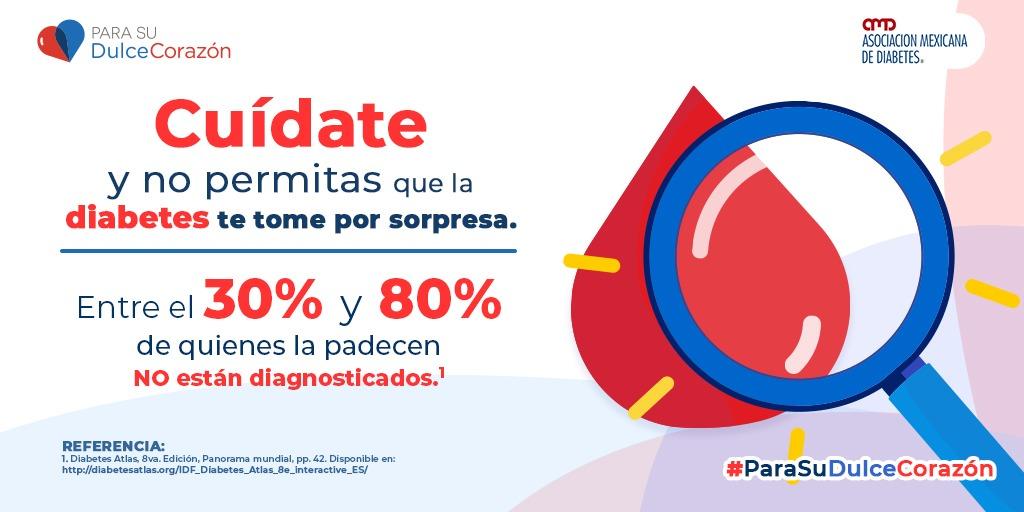 asociación mexicana de diabetes en puebla