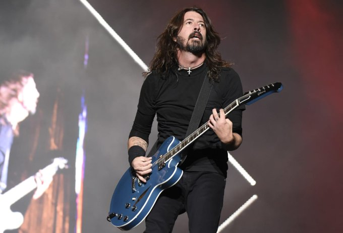 Happy Birthday to the LEGENDARY Dave Grohl