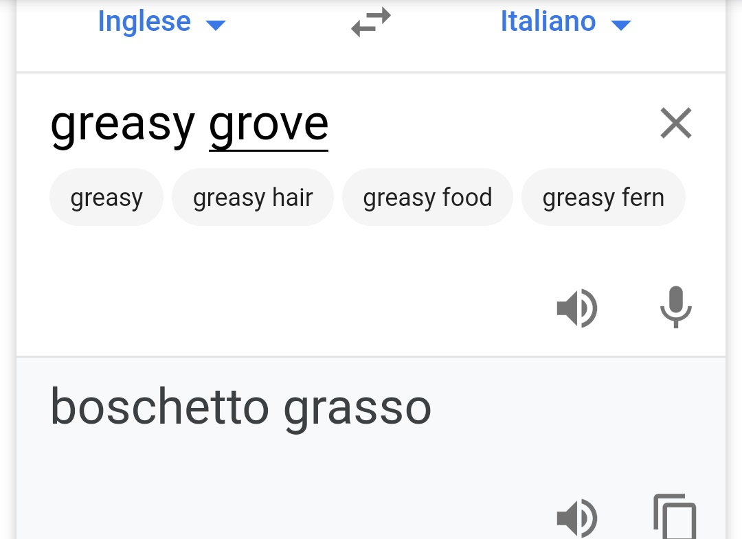 Alright guys, greasy grove is now officially fat grove.