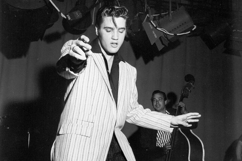 Now trending on Twitter: #YourFirstConcert Let us know if Elvis Presley was your first concert! <br>http://pic.twitter.com/hmUwuqGCbP