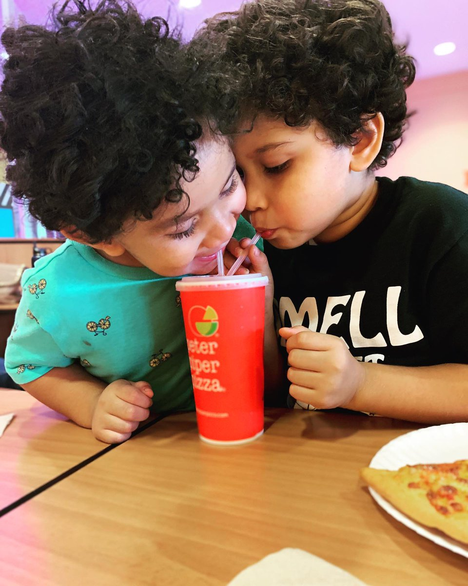 Sharing is caring! 🥤😍  Share your #PeterPiperPics with us for a chance to be featured on our page!   Visit https://t.co/BeqFavT7yR to find a Peter Piper Pizza near you!  📸 by: glitterbombv https://t.co/f8fyJ3OE2O