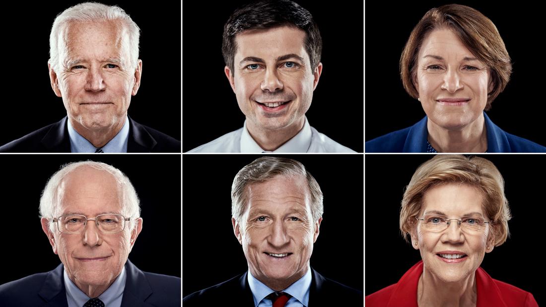 Volatile Democratic race comes to Iowa for a final debate before caucuses cnn.it/35P58wJ