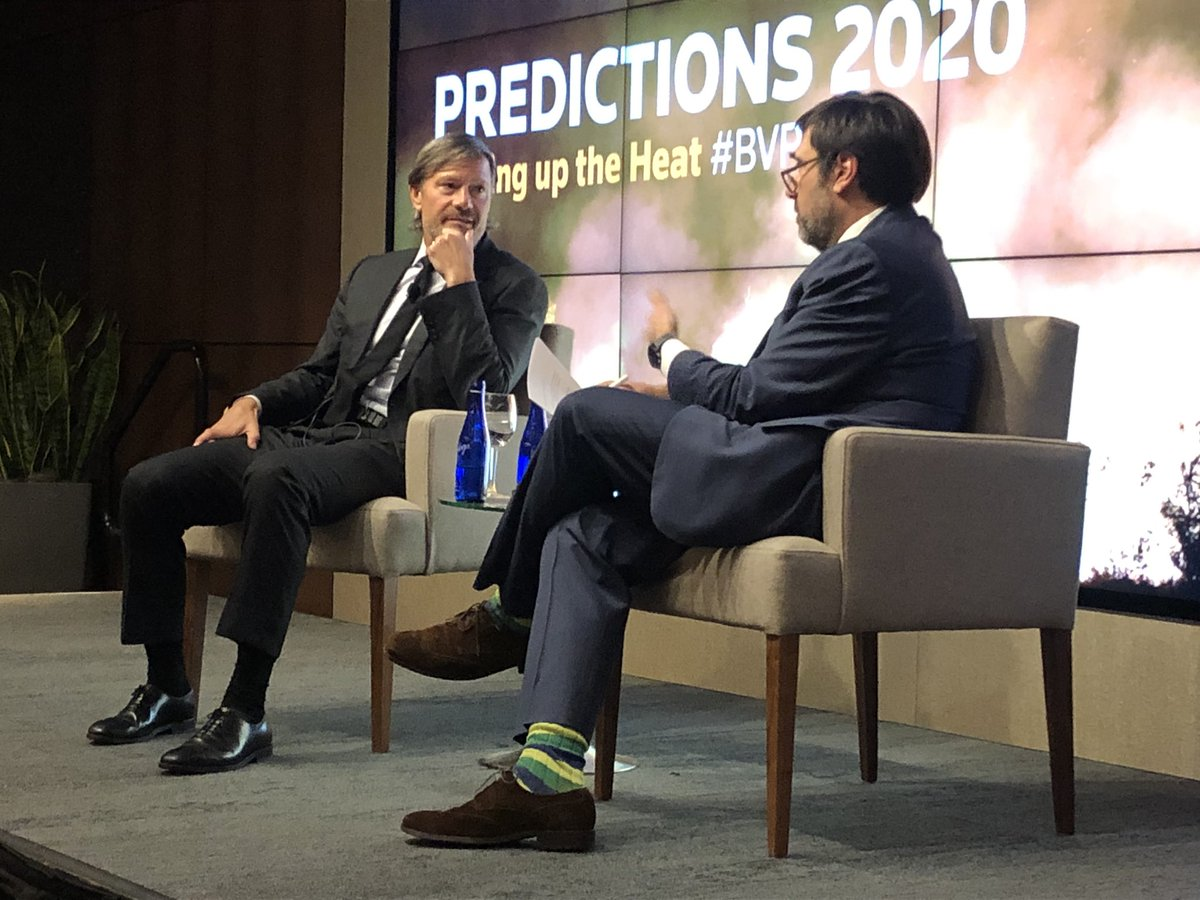 Of the CEOs who champion an end to shareholder primacy, 1/3 really want to do good; the rest want to shield their companies from activists - Jeff Ubben chats with @rob1cox at #BVPredicts @reuters @breakingviews