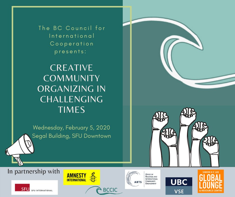 Really excited to be organizing this panel with @BCCIC! Save the date. #IDW2020 https://t.co/IacKtNGQXv