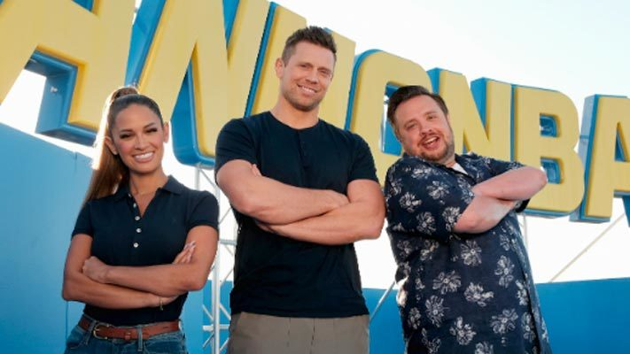 """The Miz To Host New USA Network Competition Series """"Cannonball"""""""