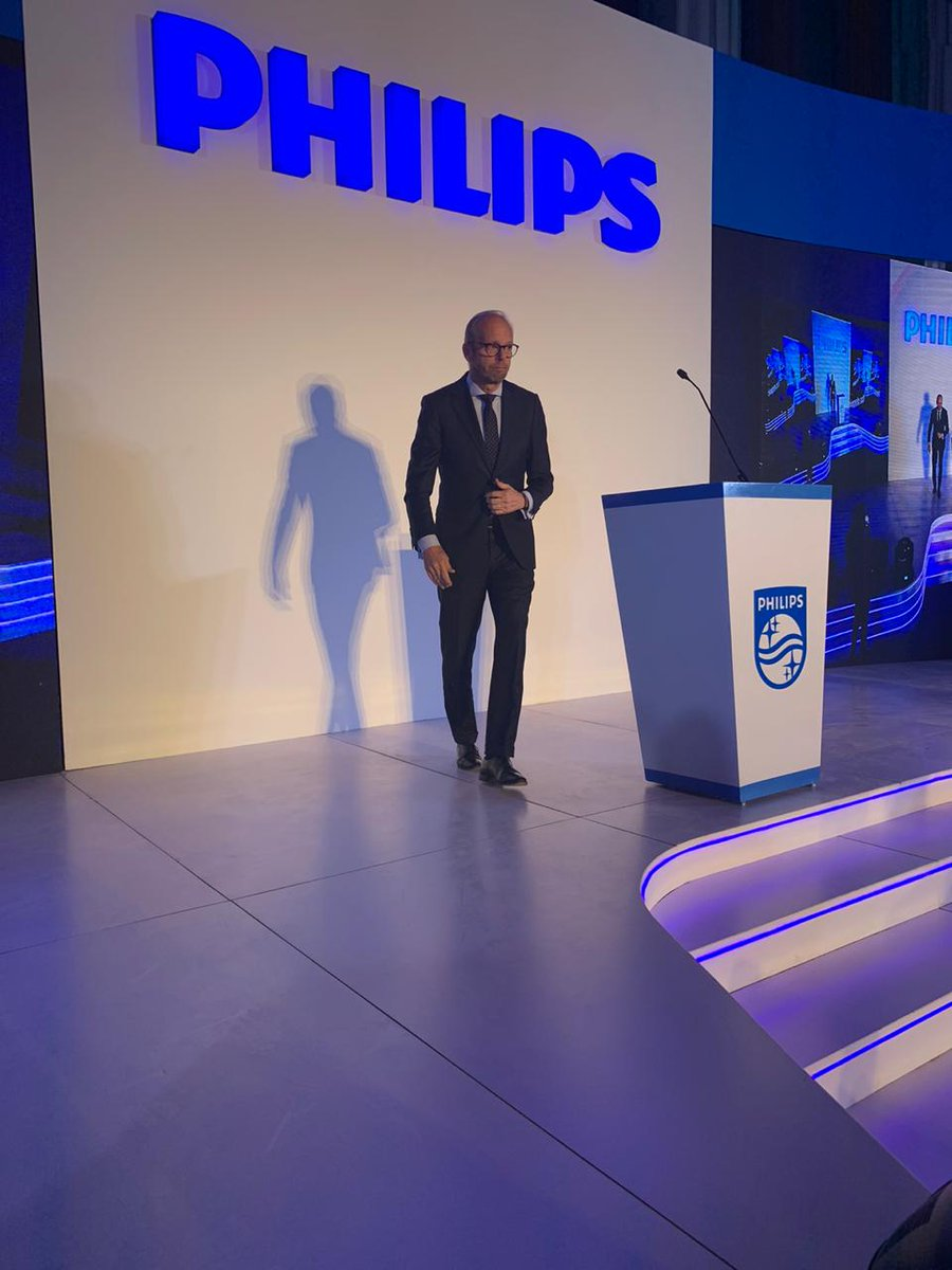 Dutch Ambassador, His Excellency Laurens Westhoff, notes Dutch companies like Philips deliver quality and commitment to Egypt. #FutureOfHealthCare  #NewDecadeFreshStart https://t.co/7IckrRD2G1