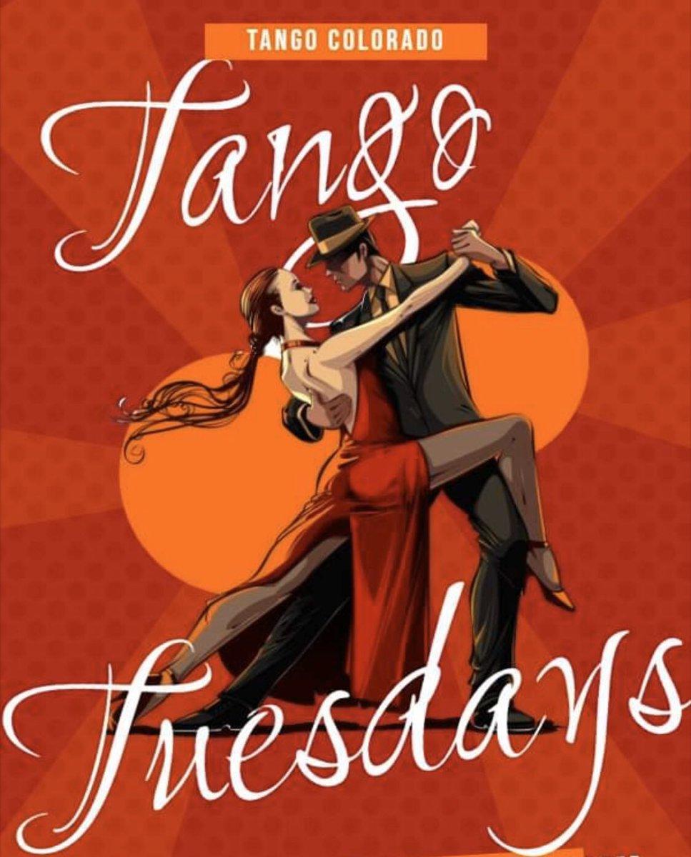 Try tango! Tango Colorado is here teaching and dancing every week. #tangotuesday #denverdance #dancingmakesushappy #coloradotango #tango #argentinetango #denverdatenightpic.twitter.com/K9sxaHK6t4