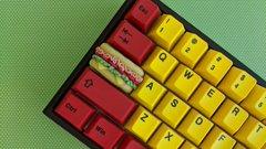 subway sandwich keycap