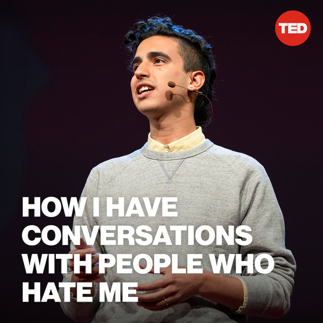 Empathy is not endorsement.  Watch Dylan Marrons full TED Talk here:  http://t.ted.com/7U3OqaU