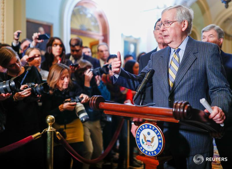 The Senate impeachment trial of Trump is likely to begin next Tuesday, Senate Majority Leader McConnell says https://reut.rs/3ajQOjw