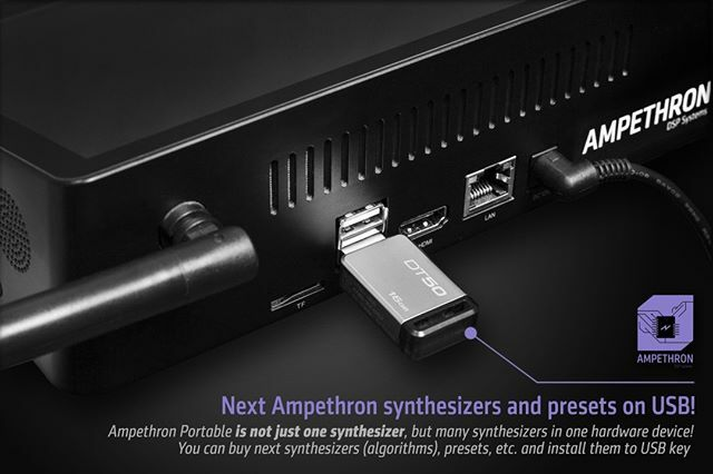 Ampethron, a new brand of music hardware/synthesizers, is a joint venture of independent companies and developers, engineers, coders, + DJs and producers with more than 12 years of experiences in DSP coding. After more than 4 years of development, they a…  https:// ift.tt/35W5phs    <br>http://pic.twitter.com/2QODp8tsvs