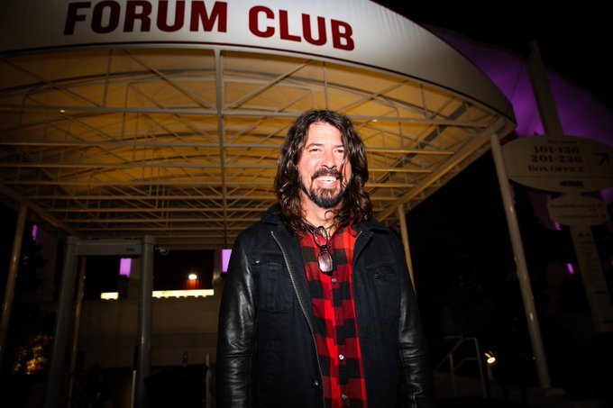Happy birthday to a Forum favorite, Dave Grohl!