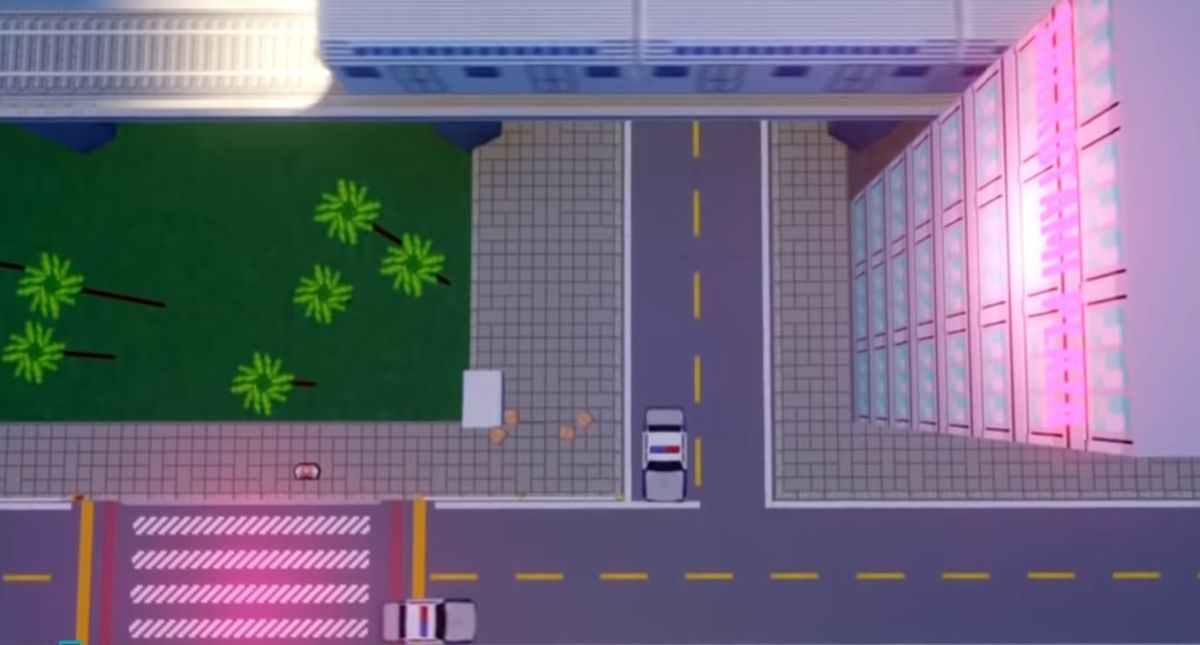 The Cyberpunk 2077 demake is starting to look more like GTA https://buff.ly/36Uqp9F