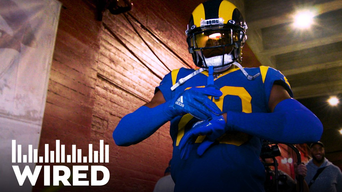 Watch: Rams' best mic'd-up moments from 2019 season