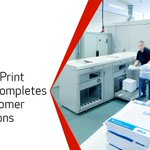 Image for the Tweet beginning: Our VarioPrint i-series, providing cutting-edge