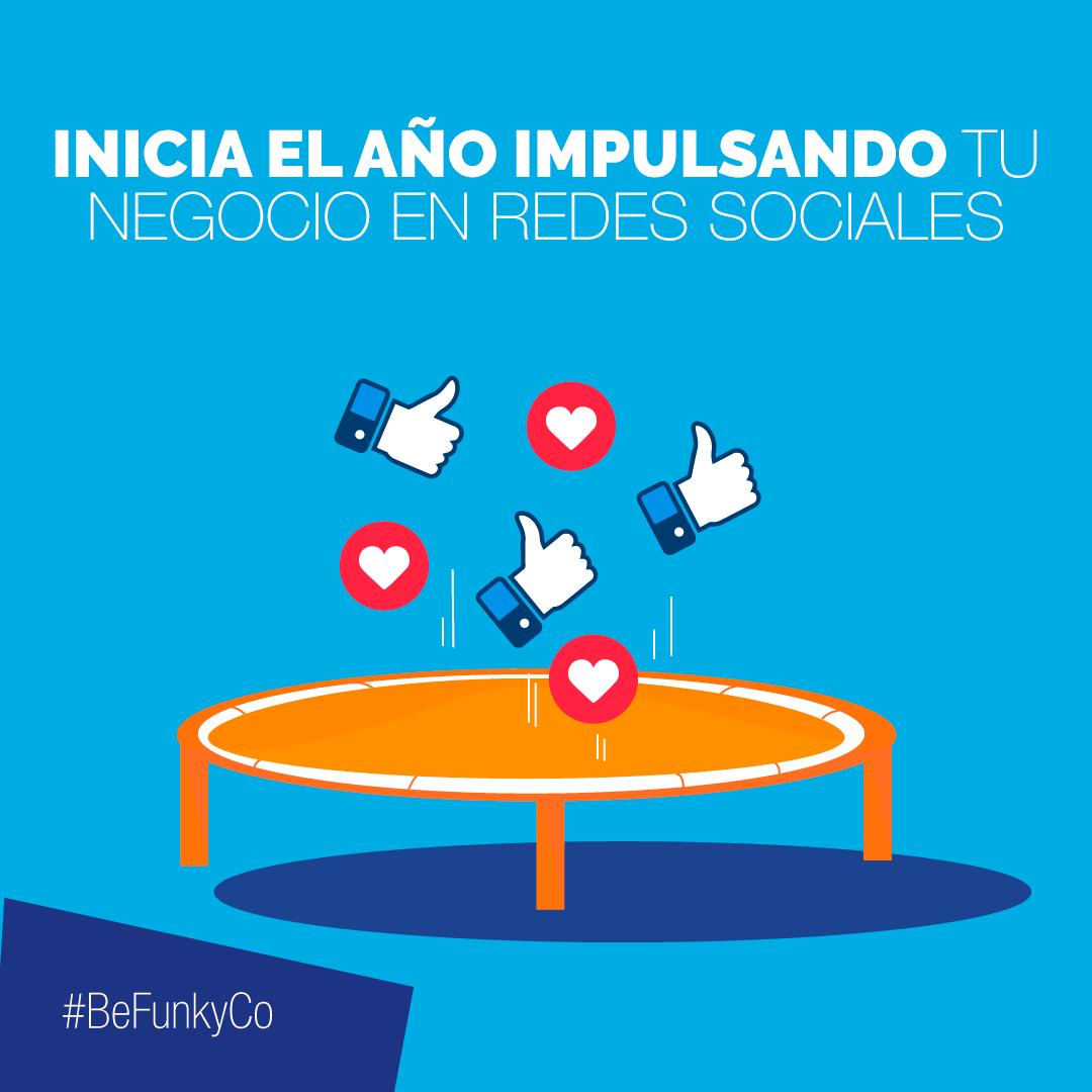 Alcanza un mayor número de #clientespotenciales y comienza a generar mayores #ventas en #RedesSociales, #BeFunkyCo https://t.co/fKGIBjZOaI