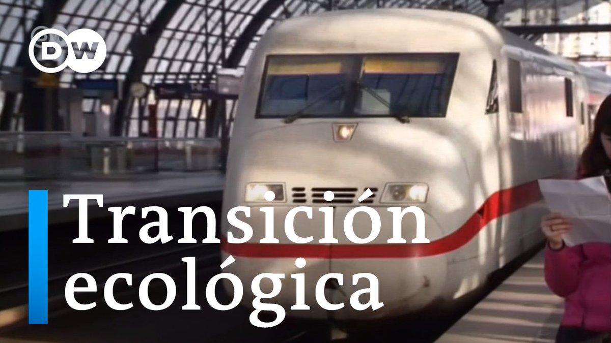 Alemania anuncia histórica inversión en su red ferroviariaEl gobierno firma acuerdo millonario con la empresa estatal Deutsche Bahn.Invertirá 86.000 millones de euros en la próxima década para fomentar el uso del tren, más respetuoso con el clima que el avión. [cc]