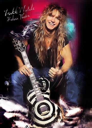 And happy birthday to Zakk Wylde!
