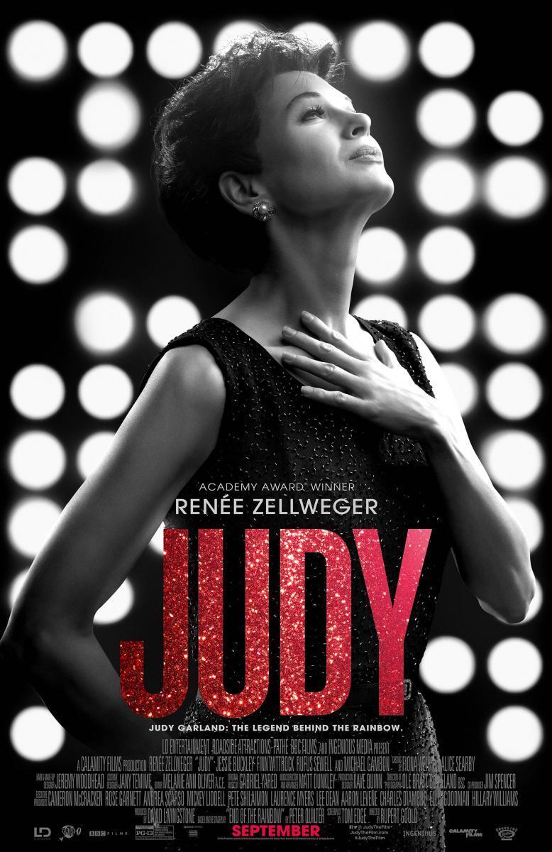 Regalos: Lánzate a la premiere de Judy.
