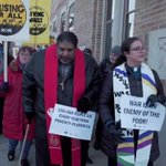 Image for the Tweet beginning: #PoorPeoplesCampaign co-chairs @liztheo & @RevDrBarber