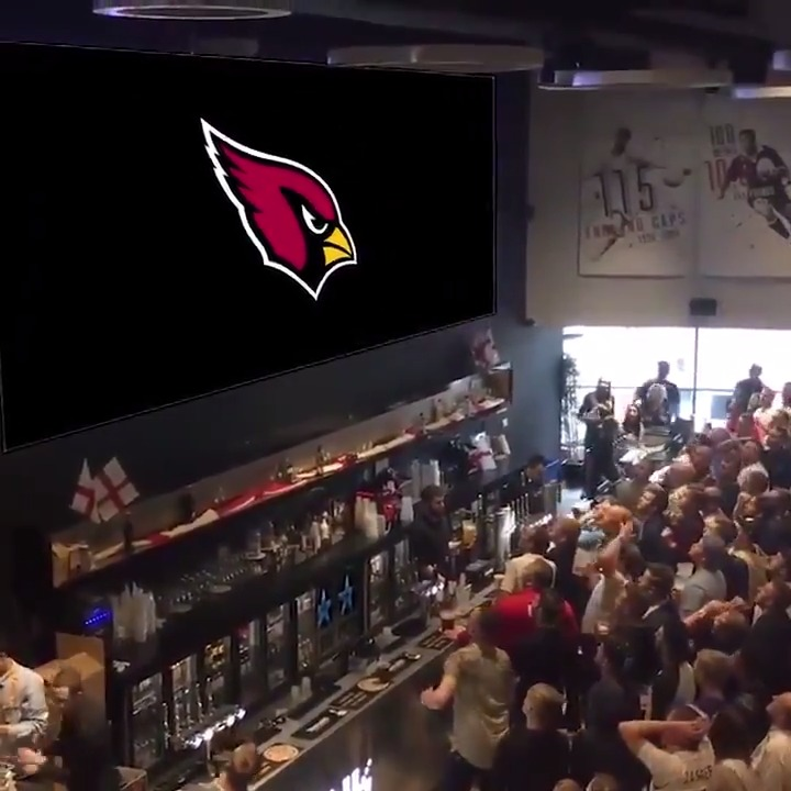 Arizona Cardinals ⋈ @AZCardinals