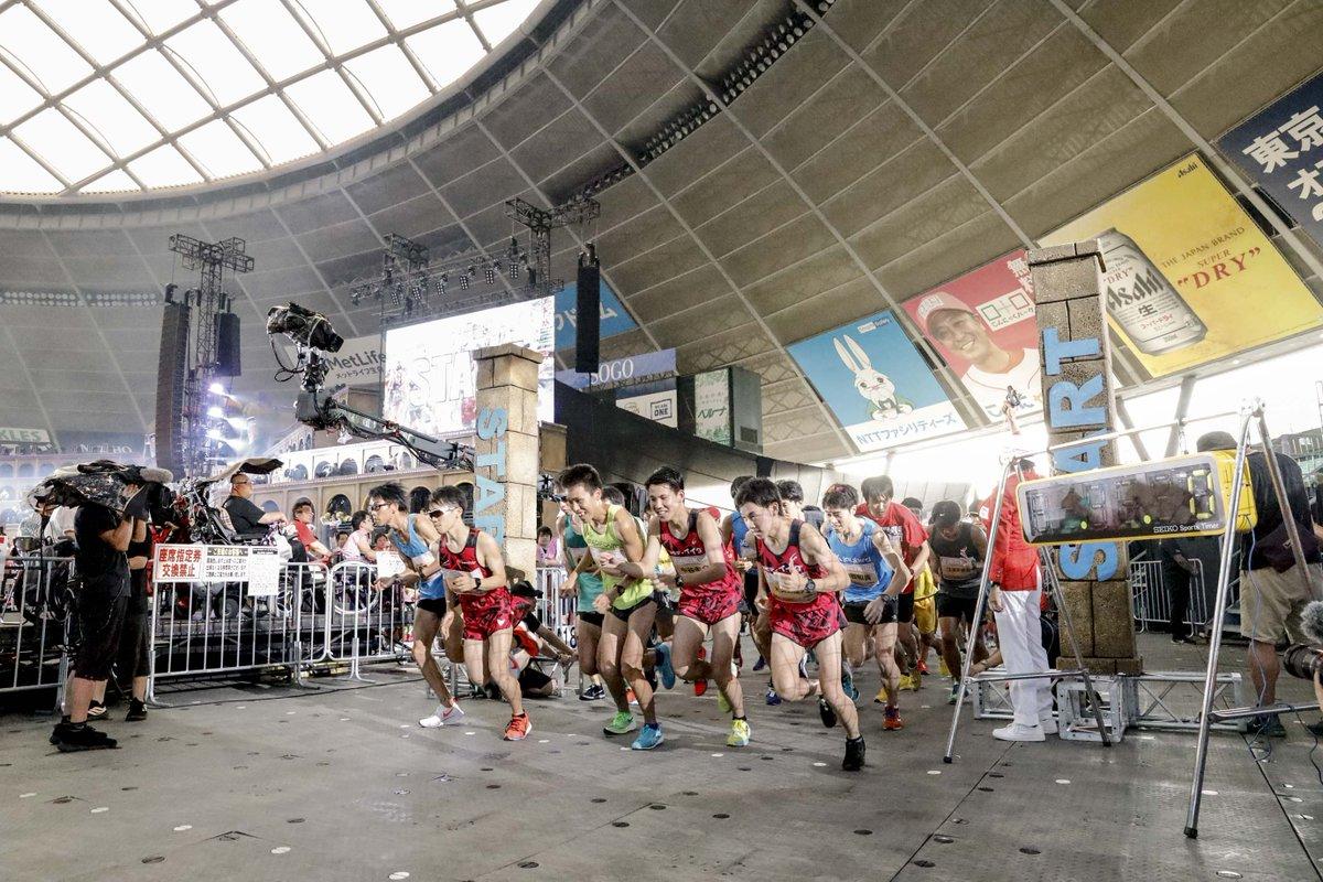 BD&DVD2/26発売✅  前代未聞⁉️ 今年もライブ中にハーフマラソンを開催 招待選手を含めた多くのランナー達が、 約21kmの熱戦を繰り広げました♂️♀️  https://t.co/cm53bUIPby