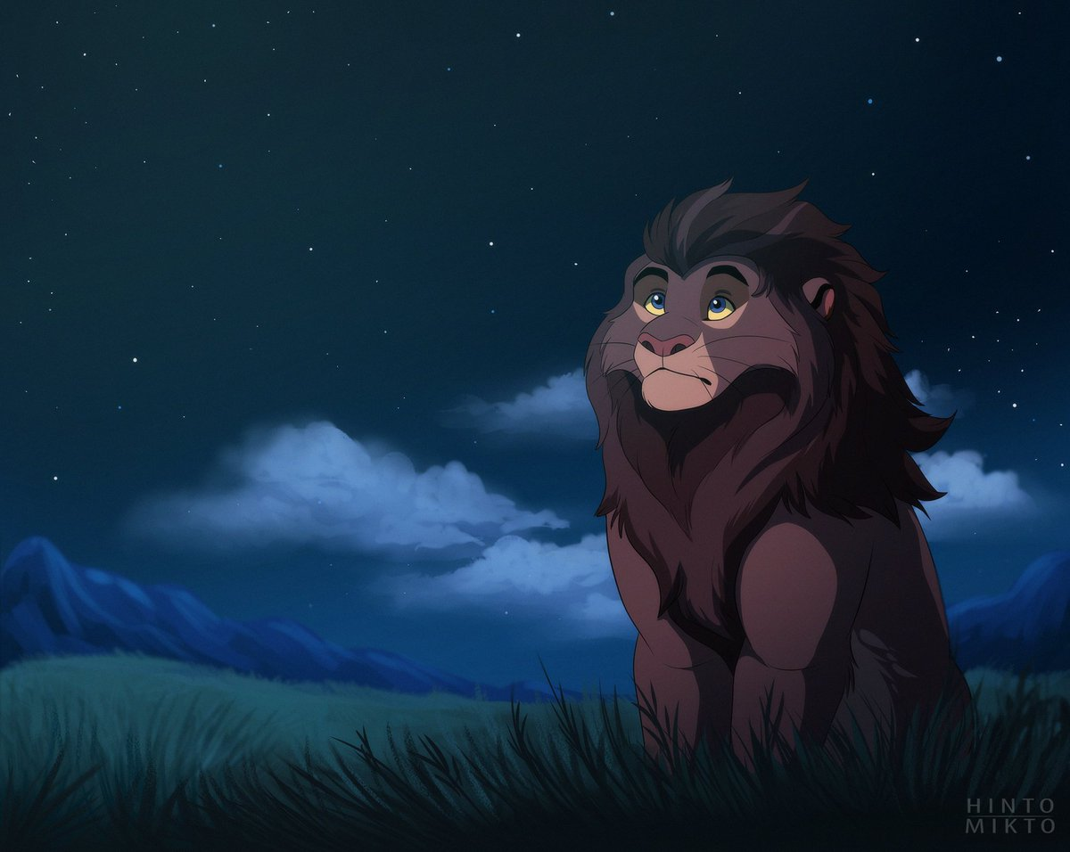 Reflection...  #TheLionKing #TheLionGuard #Disney<br>http://pic.twitter.com/JmOPRCsXMM