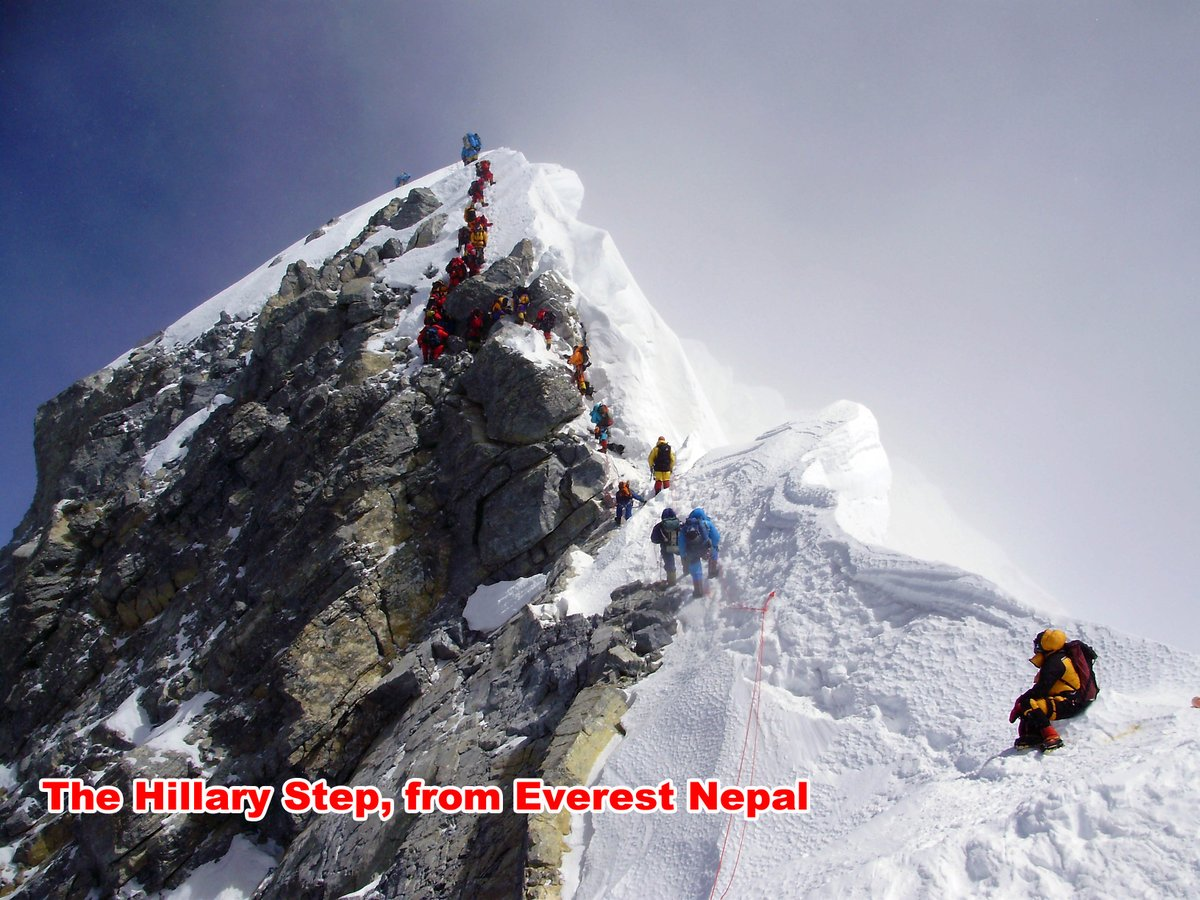 What is the difference between http://EverestNepalClimb.com , http://EverestTibetClimb.com, and http://K2SummitClimb.com ? Please send your opinion ????  #everestclimb #k2climb #summitclimb #8000m #mountain